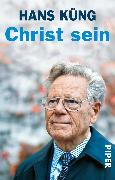 Cover-Bild zu Küng, Hans: Christ sein