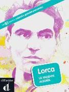 Cover-Bild zu Lorca. Buch mit Audio-CD von Moreno, Aroa