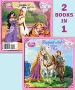 Cover-Bild zu Bazaldua, Barbara: Rapunzel and the Golden Rule/Jasmine and the Two Tigers (Disney Princess)