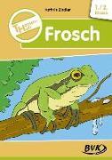 Cover-Bild zu Themenheft Frosch von Zindler, Kathrin
