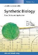 Cover-Bild zu Smolke, Christina (Hrsg.): Synthetic Biology (eBook)