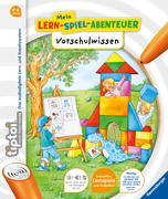 Cover-Bild zu tiptoi® Vorschulwissen von Jebautzke, Kirstin