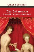 Cover-Bild zu Das Dekameron. Ausgewählt und übersetzt von Klabund (eBook) von Boccaccio, Giovanni