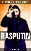 Cover-Bild zu Rasputin (eBook) von Henschke, Alfred