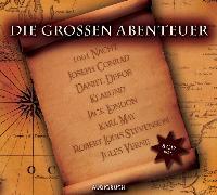 Cover-Bild zu Die großen Abenteuer (Audio Download) von Conrad, Joseph