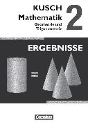 Cover-Bild zu Kusch: Mathematik 2. Geometrie und Trigonometrie. Ergebnisse von Bödeker, Sandra