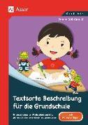 Cover-Bild zu Textsorte Beschreibung für die Grundschule von Kroll-Gabriel, Sandra