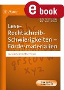 Cover-Bild zu Lese-Rechtschreib-Schwierigkeiten Fördermaterial 3 (eBook) von Kroll-Gabriel, Sandra