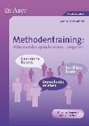 Cover-Bild zu Methodentraining: Miteinander sprechen und umgehen von Kroll-Gabriel, Sandra
