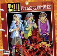 Cover-Bild zu Brandgefährlich!