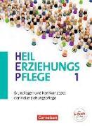Cover-Bild zu Dorrance, Carmen: Heilerziehungspflege, Aktuelle Ausgabe, Band 1, Grundlagen und Kernkonzepte der Heilerziehungspflege, Fachbuch