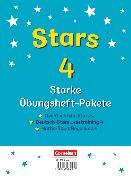 Cover-Bild zu STARS - starke Übungshefte, Übungsheftpakete Deutsch und Mathematik, 4. Schuljahr, 3 Übungshefte im Paket mit Lösungen, Rechtschreib-Stars, Deutsch-Stars Lesetraining und Mathe-Stars Regelkurs