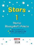 Cover-Bild zu STARS - starke Übungshefte, Übungsheftpakete Deutsch und Mathematik, 1. Schuljahr, 3 Übungshefte im Paket mit Lösungen, Rechtschreib-Stars, Deutsch-Stars Lesetraining und Mathe-Stars Regelkurs