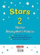 Cover-Bild zu STARS - starke Übungshefte, Übungsheftpakete Deutsch und Mathematik, 2. Schuljahr, Übungshefte im Paket mit Lösungen, Rechtschreib-Stars, Deutsch-Stars Lesetraining und Mathe-Stars Regelkurs