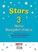 Cover-Bild zu STARS - starke Übungshefte, Übungsheftpakete Deutsch und Mathematik, 3. Schuljahr, Übungshefte im Paket mit Lösungen, Rechtschreib-Stars, Deutsch-Stars Lesetraining und Mathe-Stars Regelkurs