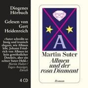 Cover-Bild zu Allmen und der rosa Diamant