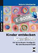 Cover-Bild zu Kinder entdecken Kandinsky (eBook) von Scheidweiler, Melanie