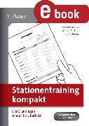Cover-Bild zu Stationentraining kompakt (eBook) von Knipp, Martina