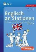 Cover-Bild zu Englisch an Stationen 3 von Jauernig, Heike