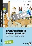 Cover-Bild zu Bruchrechnung in kleinen Schritten 1 (eBook) von Bettner, Marco