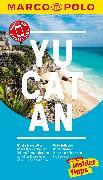 Cover-Bild zu MARCO POLO Reiseführer Yucatan (eBook) von Müller-Wöbcke, Birgit