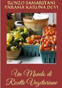 Cover-Bild zu Un Mondo Di Ricette Vegetariane