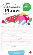 Cover-Bild zu Heye (Hrsg.): Ecofriendly Familienplaner XL Kalender 2022