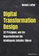 Cover-Bild zu Digital Transformation Design