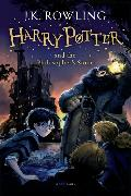 Cover-Bild zu Harry Potter and the Philosopher's Stone