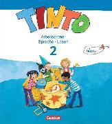 Cover-Bild zu Tinto blau 2. Schuljahr. Sprache - Lesen. Arbeitsordner von Anders, Linda