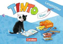 Cover-Bild zu Tinto blau 1. Schuljahr. Leseblätter von Anders, Linda