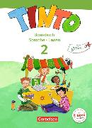 Cover-Bild zu Tinto grün 2. Sprache und Lesen. Basisbuch von Anders, Linda