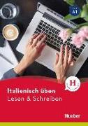 Cover-Bild zu Italienisch üben - Lesen & Schreiben A1 von Barbierato, Anna