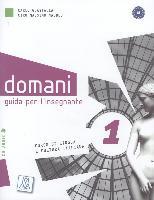 Cover-Bild zu domani 01. A1. Lehrerhandbuch von Guastalla, Carlo