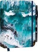 "Cover-Bild zu Bullet Journal ""Sound of the Sea"" mit original Tombow TwinTone Dual-Tip Marker 33 black"