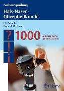 Cover-Bild zu Facharztprüfung Hals-Nasen-Ohrenheilkunde (eBook) von Reineke, Ulf