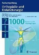 Cover-Bild zu Facharztprüfung Orthopädie und Unfallchirurgie von Wirth, Carl Joachim (Hrsg.)
