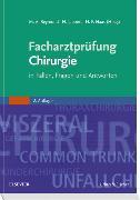 Cover-Bild zu Facharztprüfung Chirurgie von Reymond, Marc André (Hrsg.)