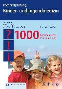 Cover-Bild zu Facharztprüfung Kinder- und Jugendmedizin (eBook) von Mau, Günter (Hrsg.)