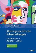Cover-Bild zu Störungsspezifische Schematherapie (eBook) von Reusch, Yvonne