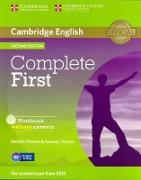 Cover-Bild zu Complete First. Student's Pack von Brook-Hart, Guy