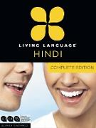 Cover-Bild zu Living Language Hindi, Complete Edition von Living Language