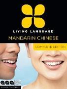 Cover-Bild zu Living Language Mandarin Chinese, Complete Edition von Living Language