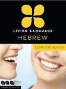 Cover-Bild zu Living Language Hebrew, Complete Edition von Living Language