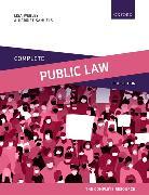 Cover-Bild zu Complete Public Law von Webley, Lisa