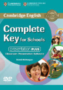 Cover-Bild zu Complete Key for Schools. Presentation Plus DVD-ROM von McKeegan, David