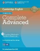 Cover-Bild zu Cambridge English. Second Edition. Complete Advanced. Teacher's Book von Brook-Hart, Guy