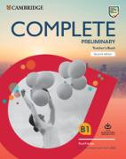 Cover-Bild zu Complete Preliminary Teacher's Book with Downloadable Resource Pack (Class Audio and Teacher's Photocopiable Worksheets) von Fricker , Rod