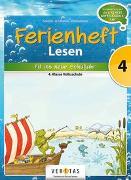 Cover-Bild zu Ferienheft Lesen 4. Volksschule von Scholtes, Cornelia