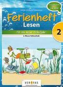 Cover-Bild zu Ferienheft Lesen 2. Volksschule von Scholtes, Cornelia